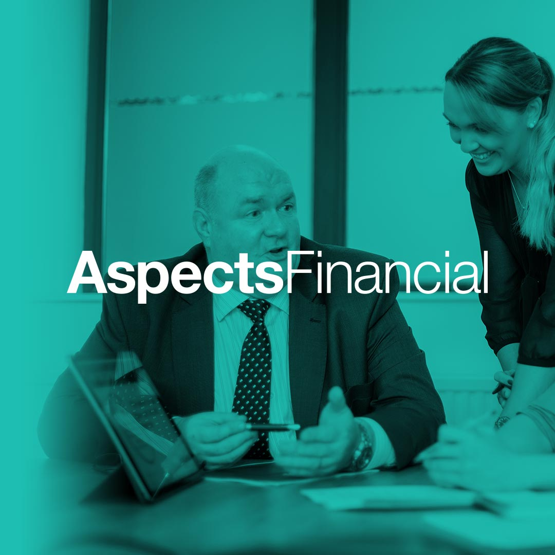 Aspects Financial Name And Brand Design