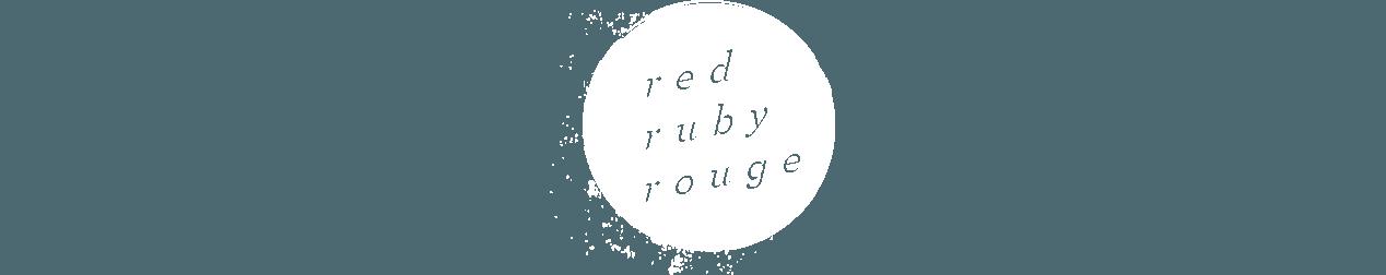 RedRubyRouge Logo